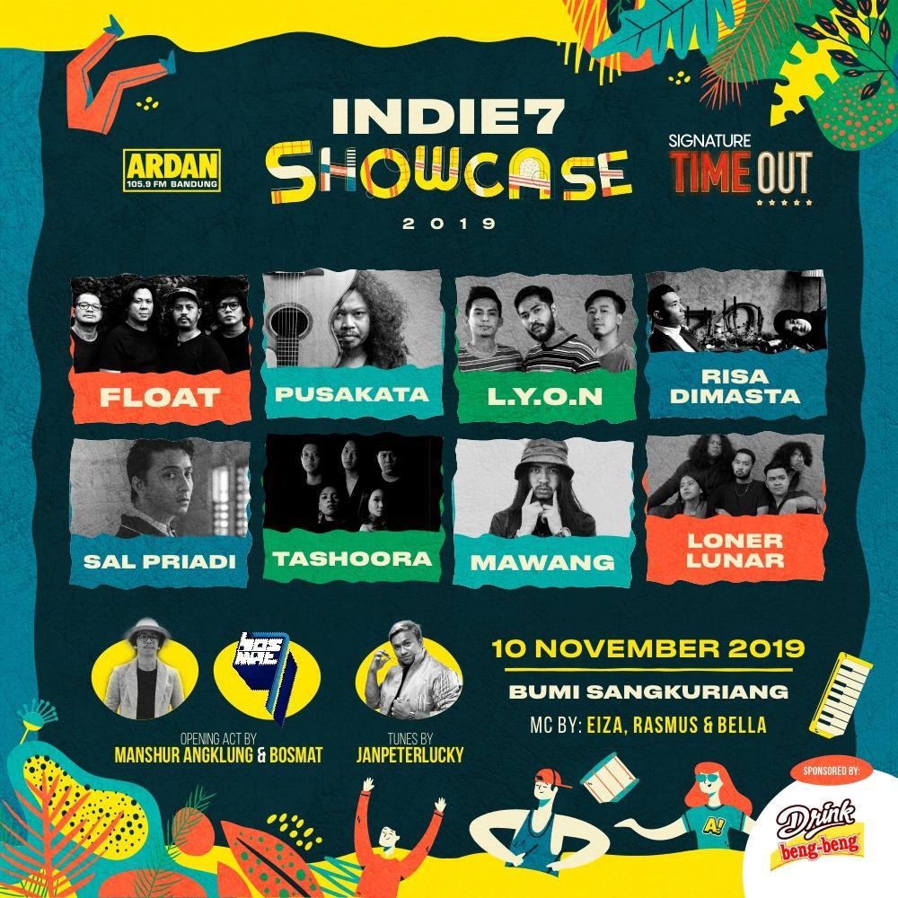 ARDAN Indie 7 SHOWCASE